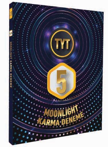 Moonlight TYT 5'li Karma Deneme