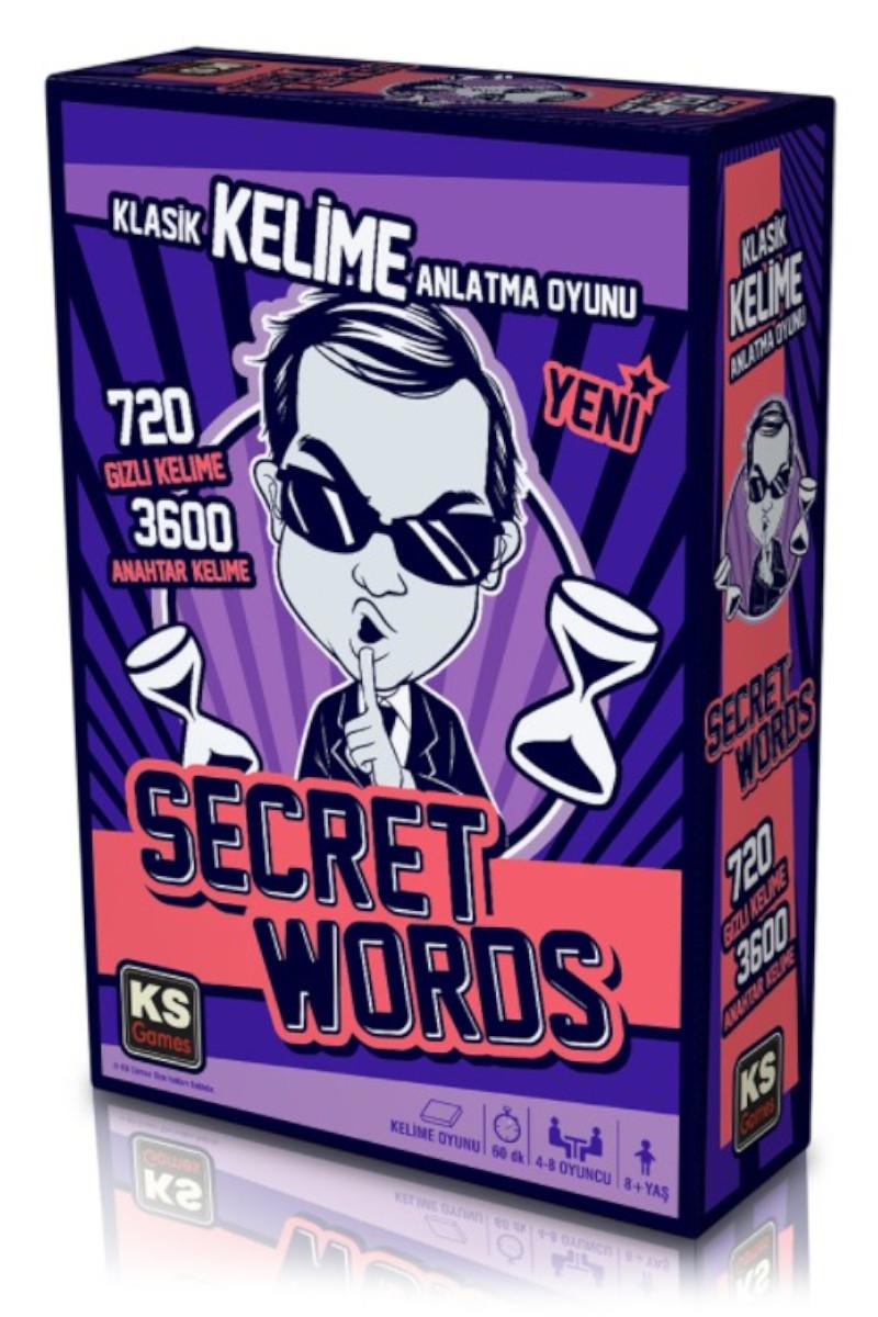 Ks Games Secret Words
