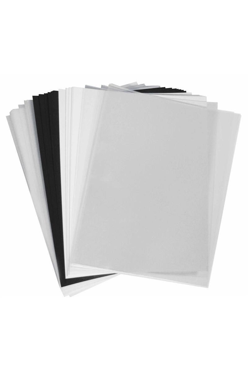 Halsa Edico Küçülen Kağıt Beyaz 20x26 Cm
