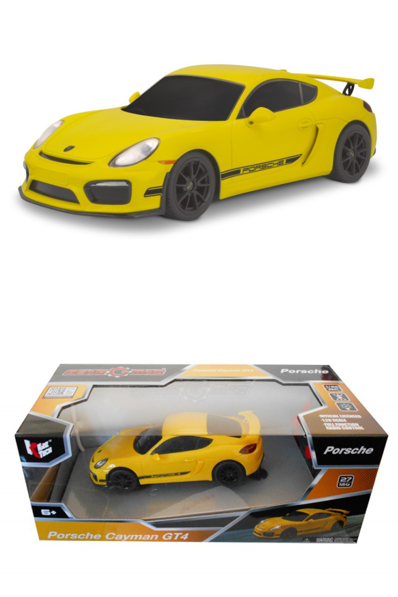 Porsche Cayman GT4 RC Işıklı 3a
