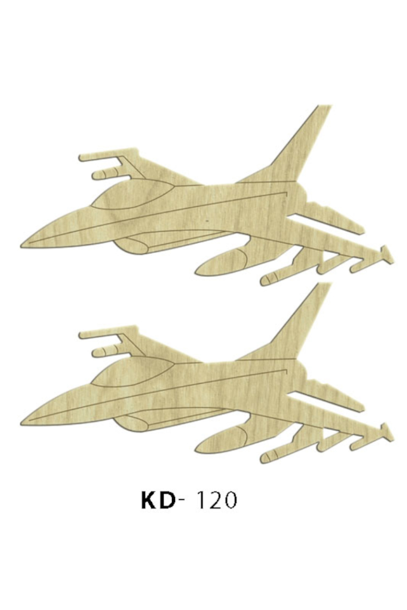 Uçak Paket Süs KD01