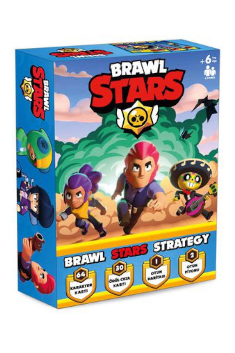 Brawl Stars Strategy