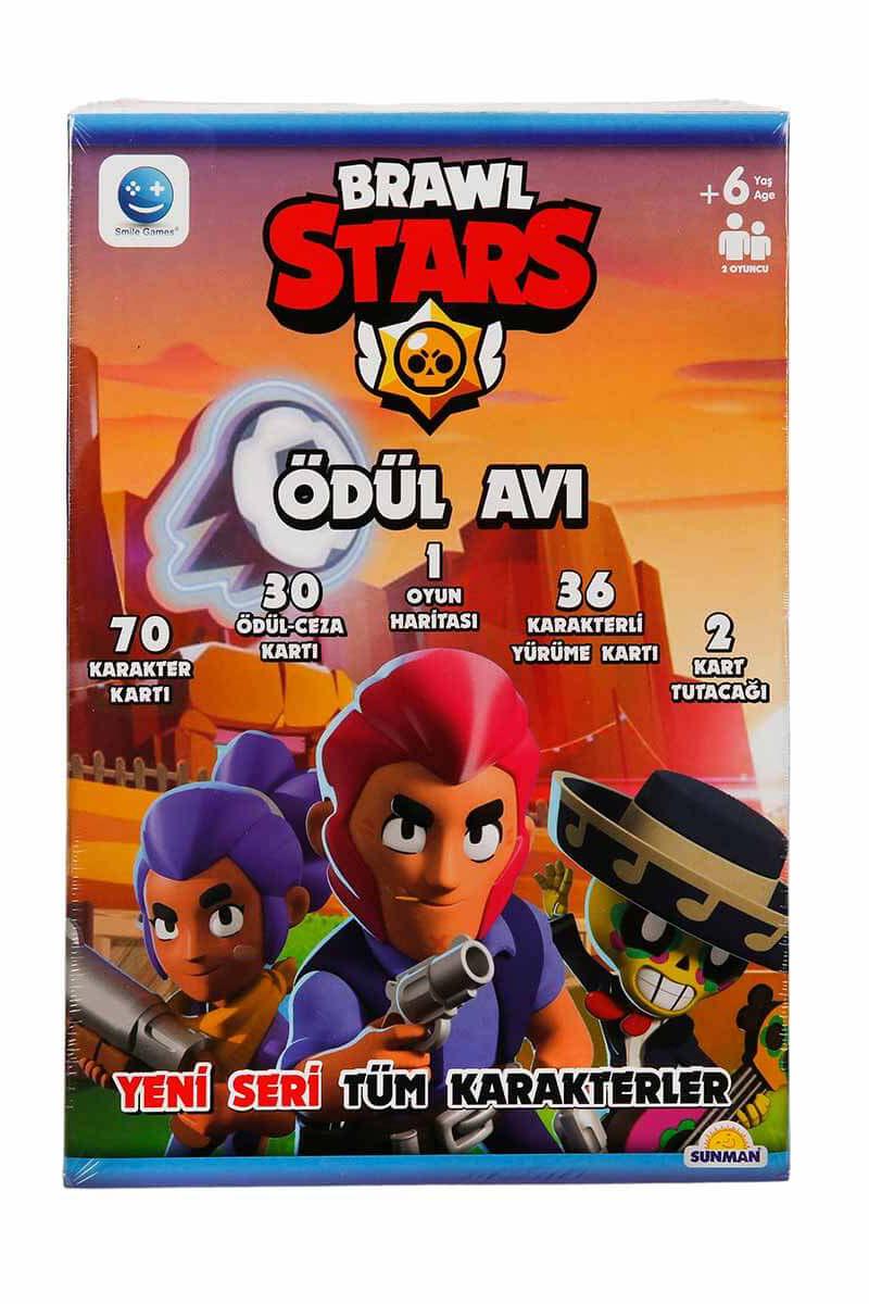 Brawl Stars Ödül Avı