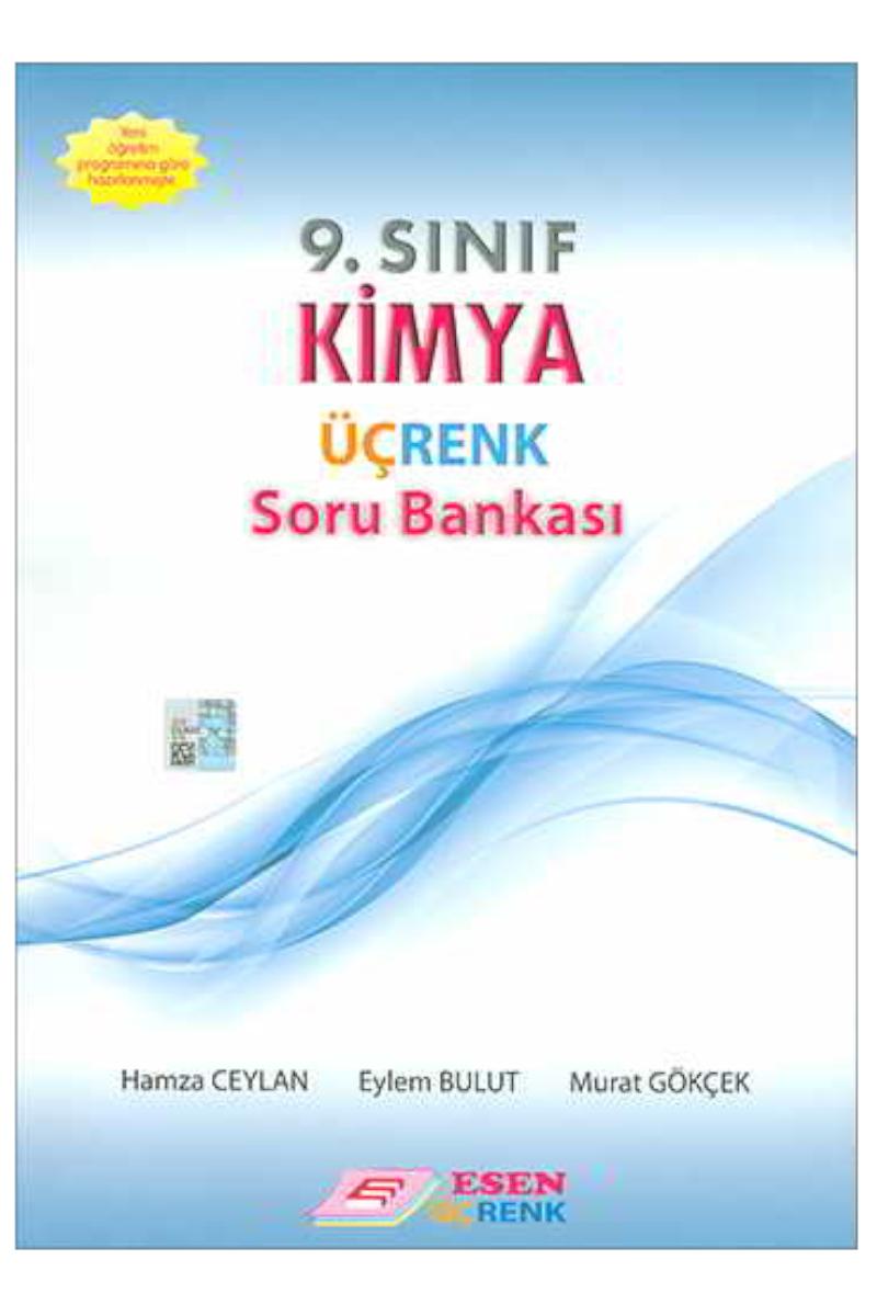 Esen Üçrenk Yayınları 9. Sınıf Kimya Soru Bankası