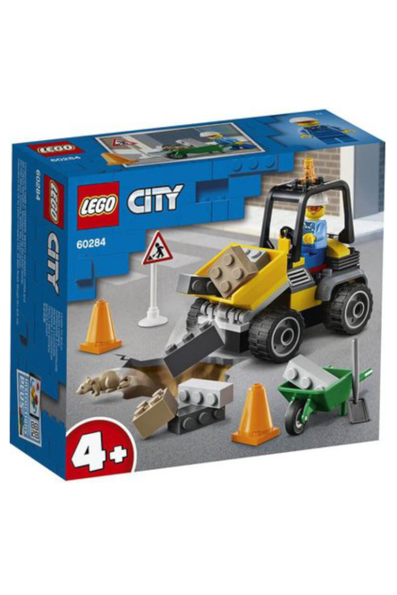 Lego City Yol Çalışma Aracı