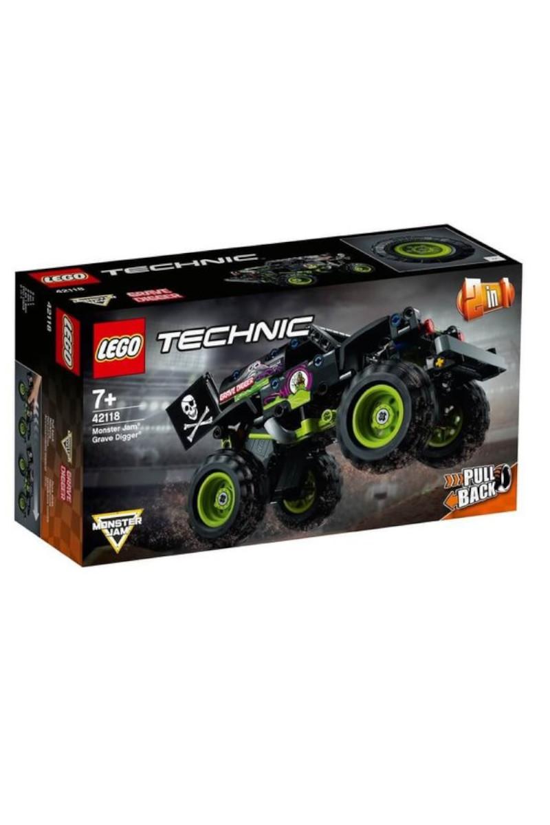 Lego - Technic Monster Jam Grave 42118