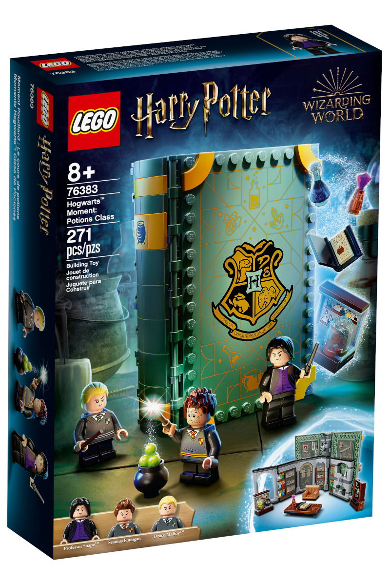 Lego Harry Potter Anı İksir Dersi