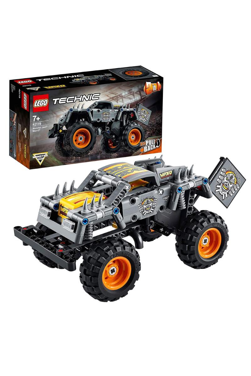 Lego Monster Jam Maxd