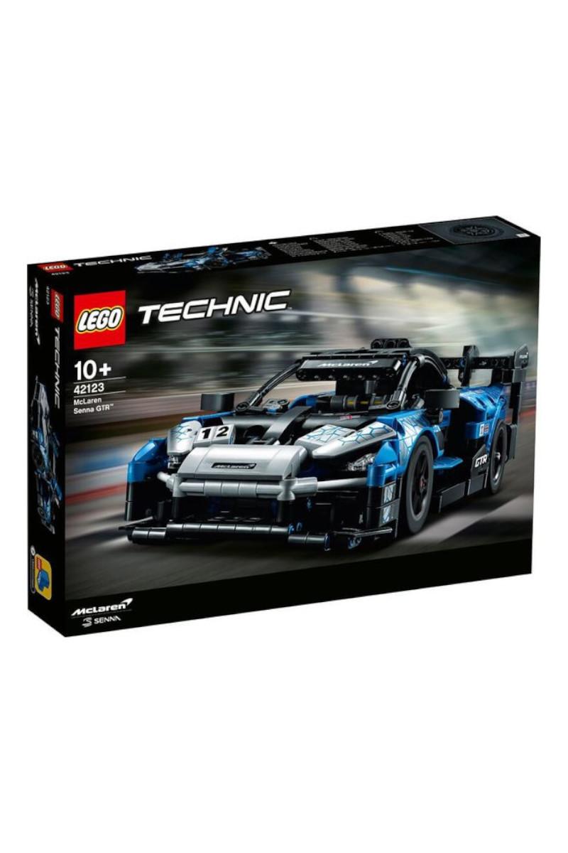 Lego - Technic McLaren Senna 42123