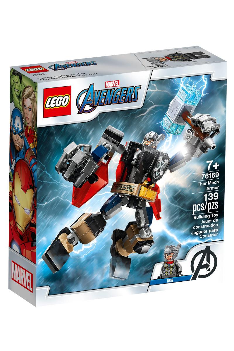Lego Super Heroes Thor MechArmour