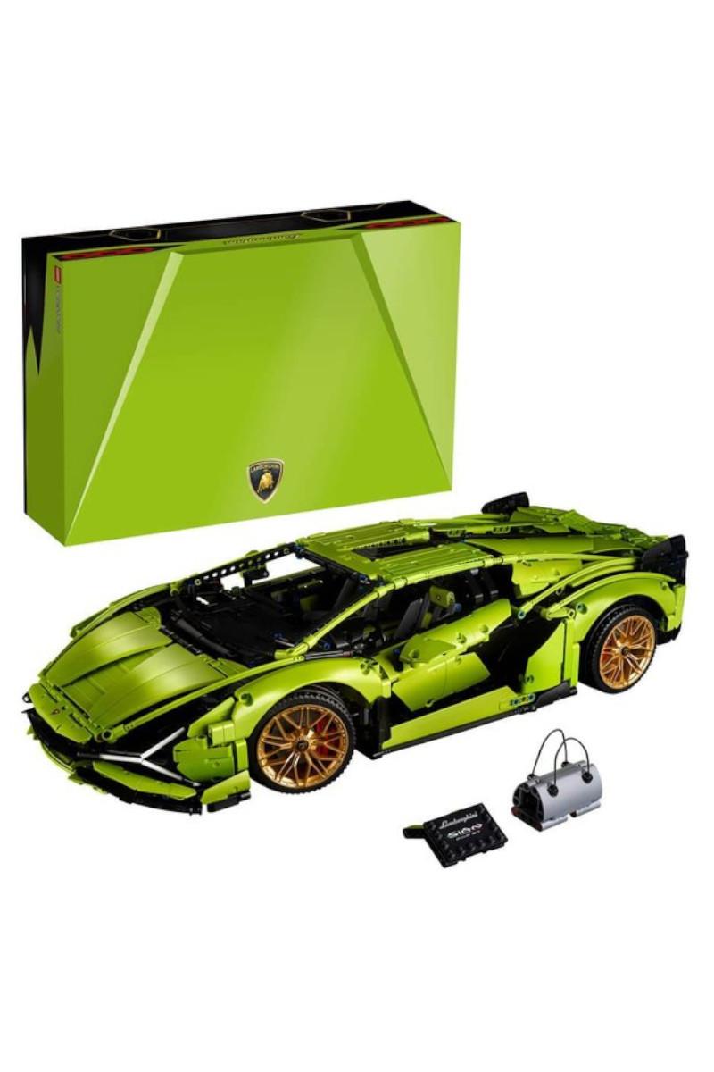 LEGO Technic 42115 Lamborghini Sin Fkp 37 Yapım Seti 3696 Parça