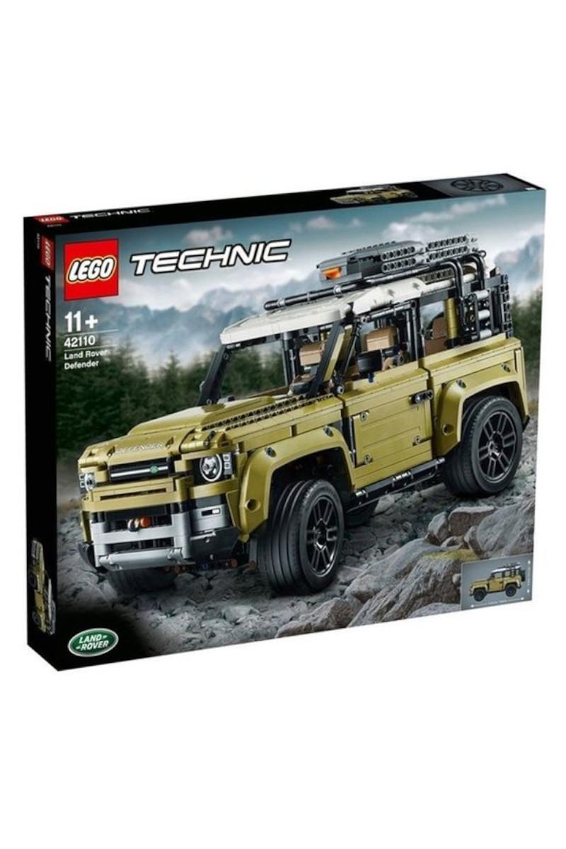 LEGO 42110 Technic Land Rover Defender Yapım Seti - 2573 Parça