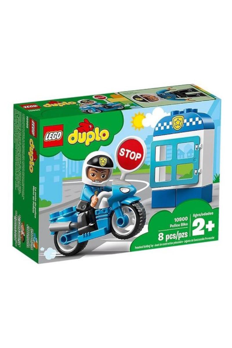 Lego Duplo Polis Motosikleti