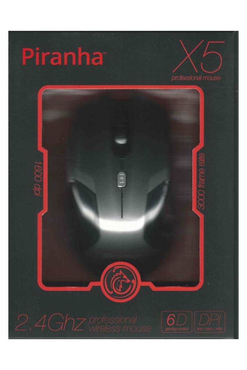 Piranha X5 7633 Kablosuz Mouse