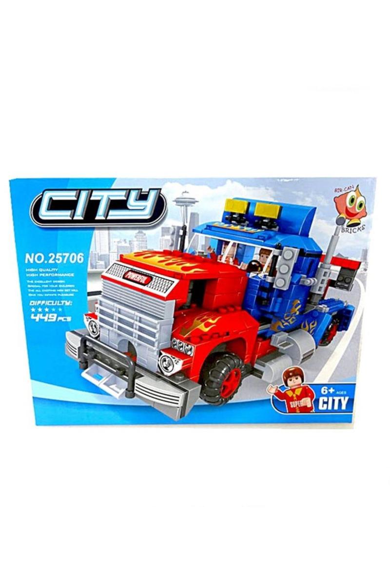 Bricks 449 Pcs City Lego