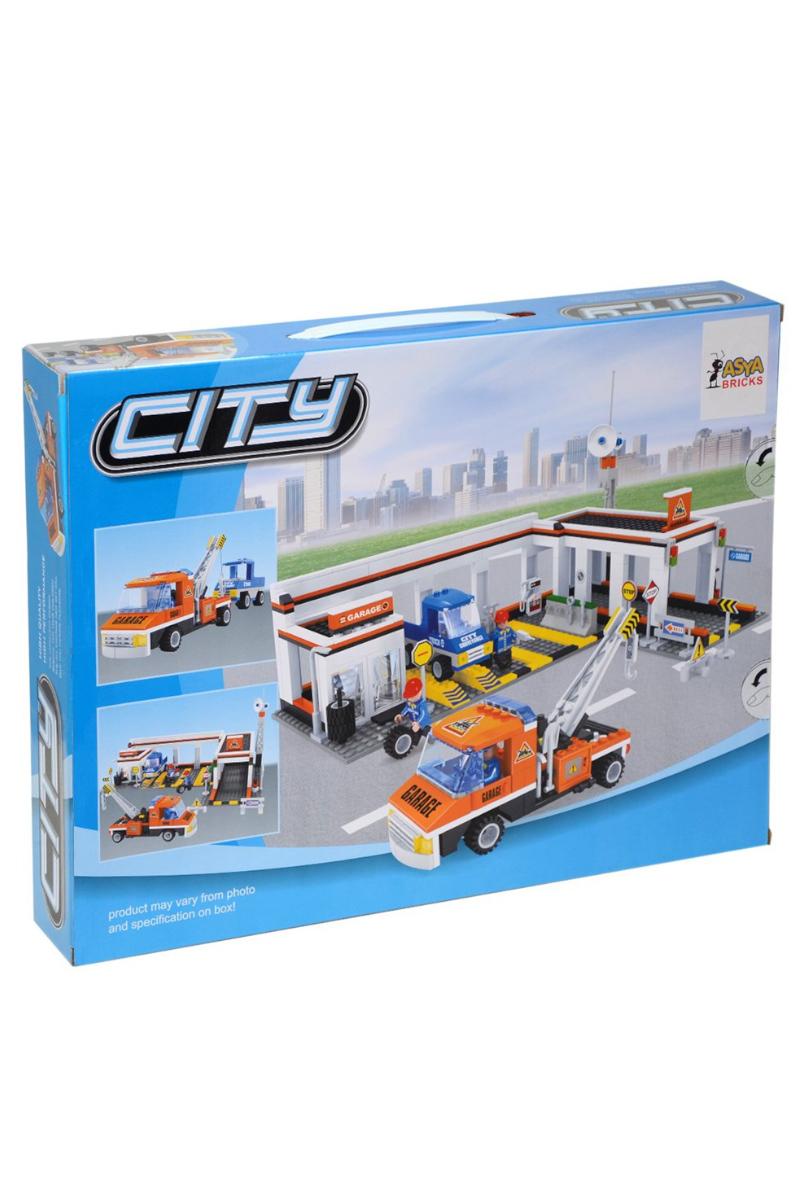 Bricks 443 Pcs City Lego