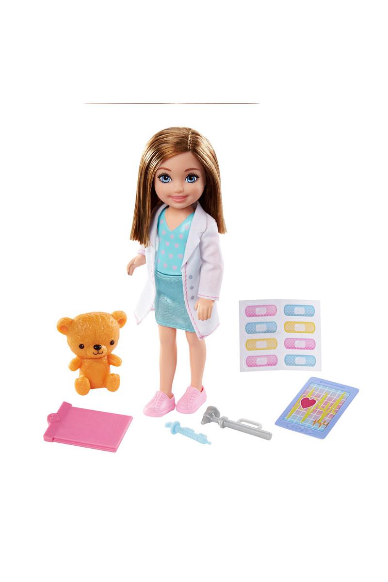 Barbie Chelsa Meslekleri Öğreniyor