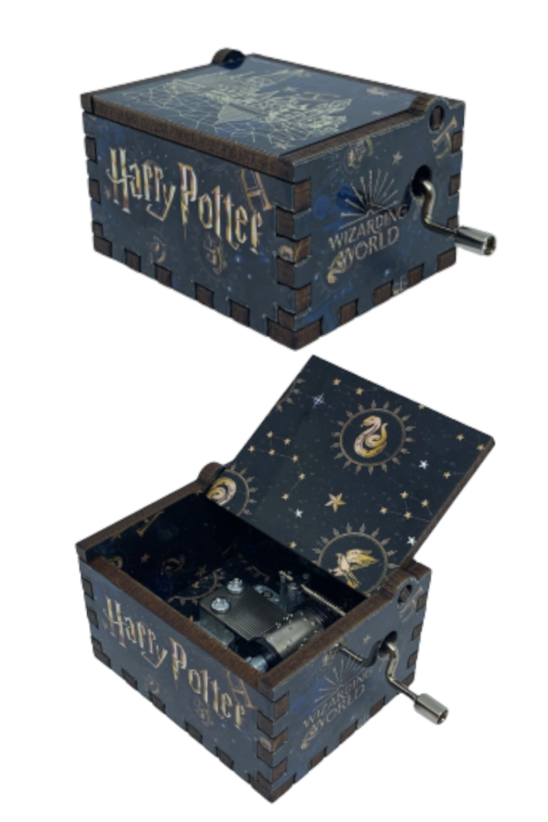 Harry Potter Müzik Kutusu