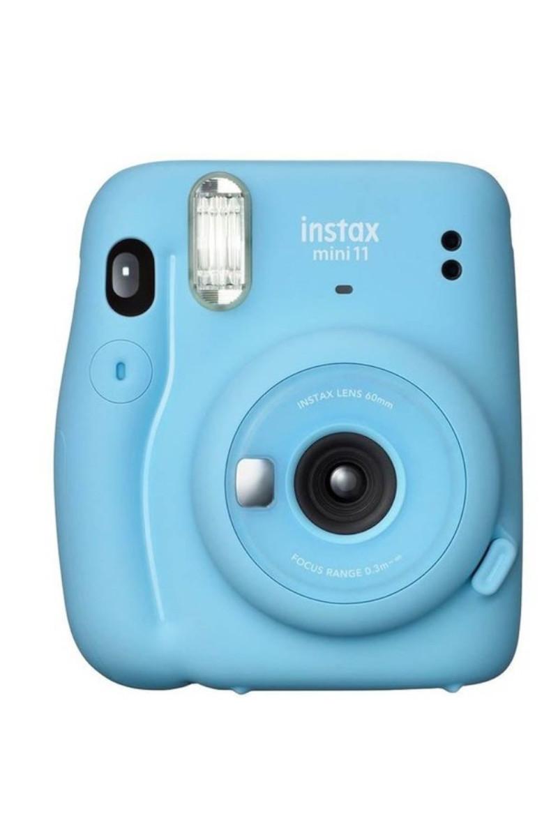 Instax Mini 11 Fotoğraf Makinesi - Mavi