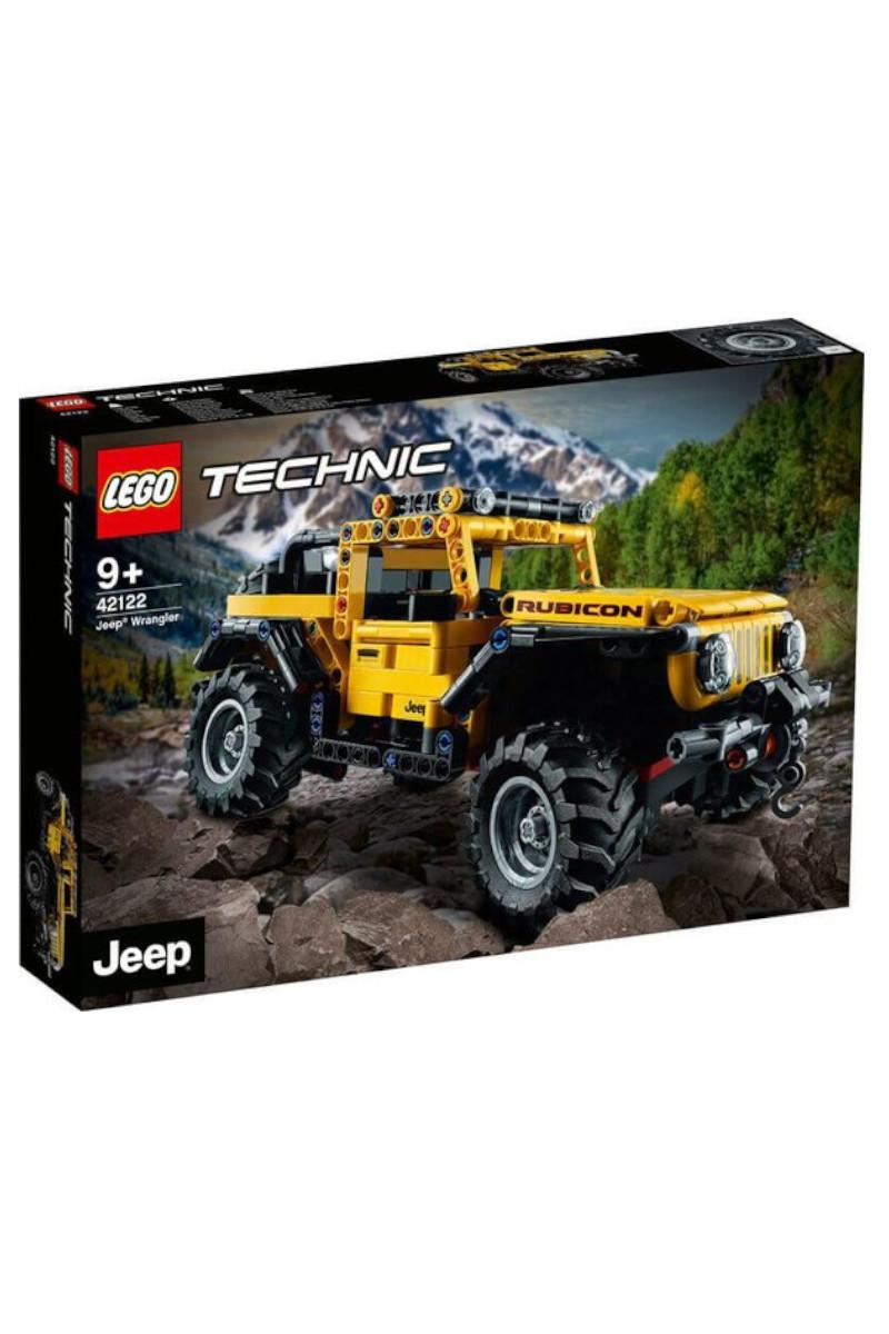 Lego - Technic Jeep Wrangler 42122