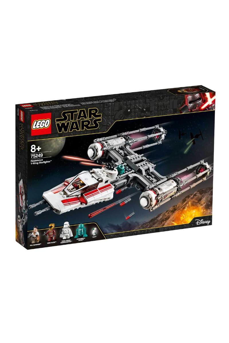 Lego Star Wars Direniş Y-Wing Starfighter'ı 75249