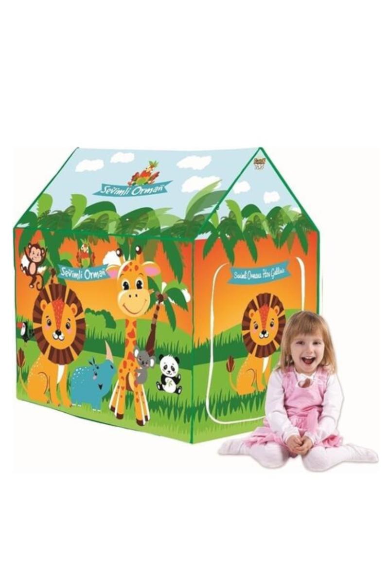 Homy Sevimlı Orman Oyun Evi