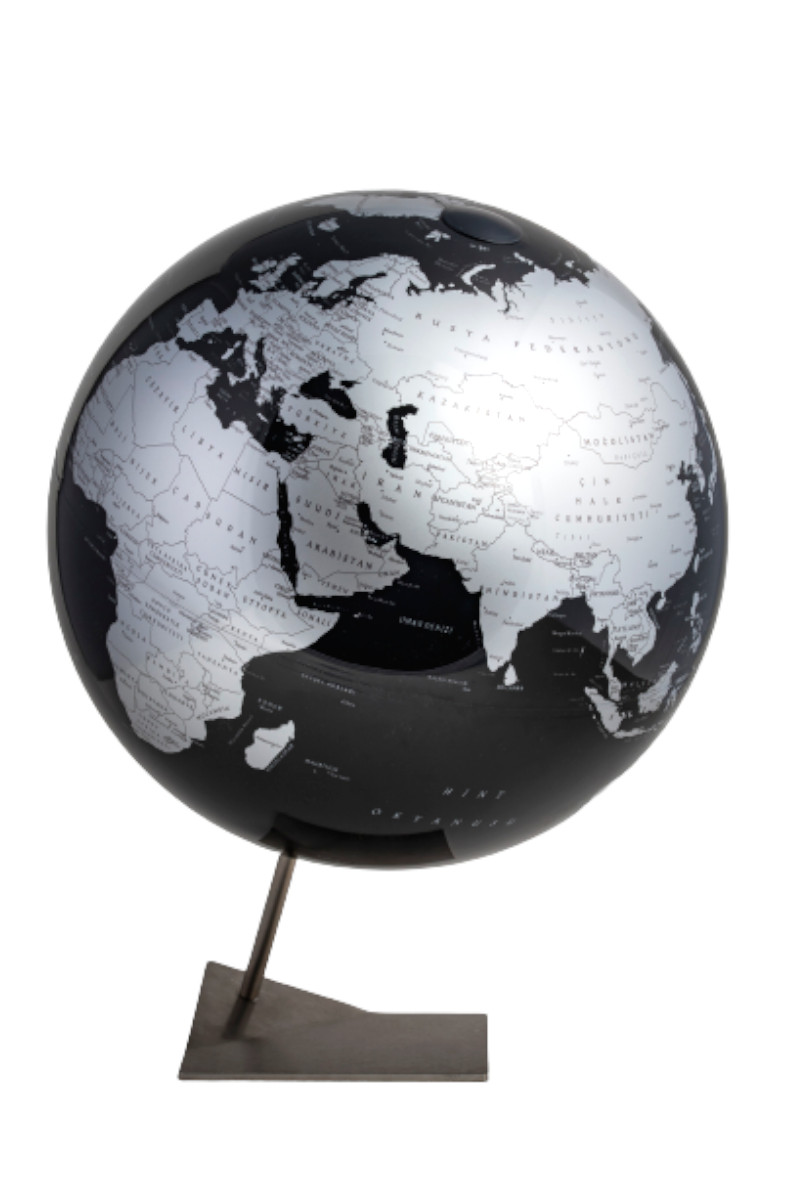 Gürbüz Küre Onyx Siyah 33 Cm