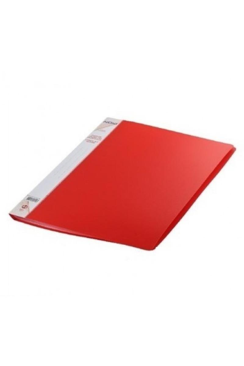 Noki 40 Lı Sunum Dosyası Kırmızı