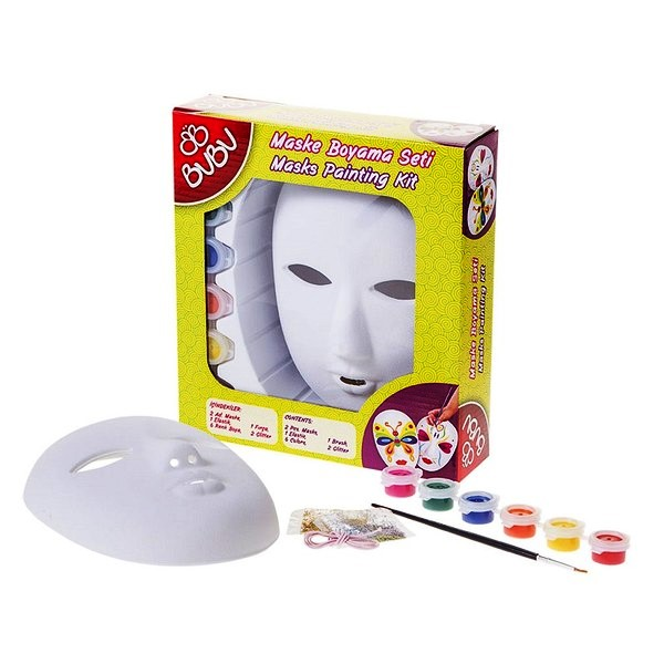 Bu-Bu Maske Seti (BUBU00075)