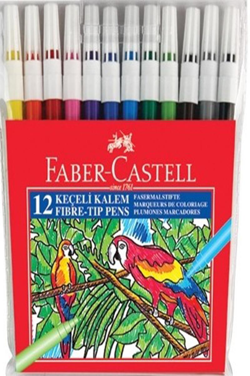 F.CASTELL KECELI KALEM 12 RENK (517800068)
