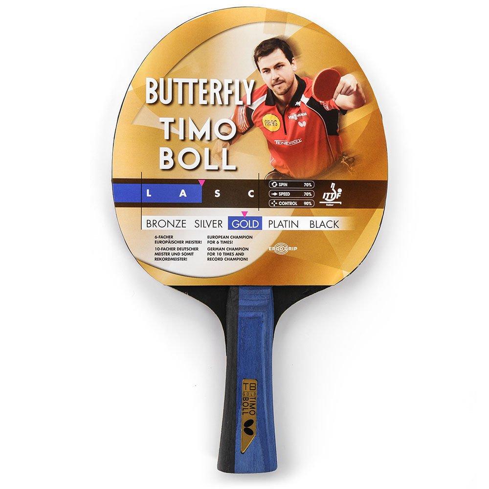 Butterfly Timo Boll Gold Masa Tenisi Raketi 85021