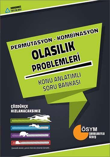Sıradışıanaliz Yayınları Permütasyon Kombinasyon Olasılık Problemleri