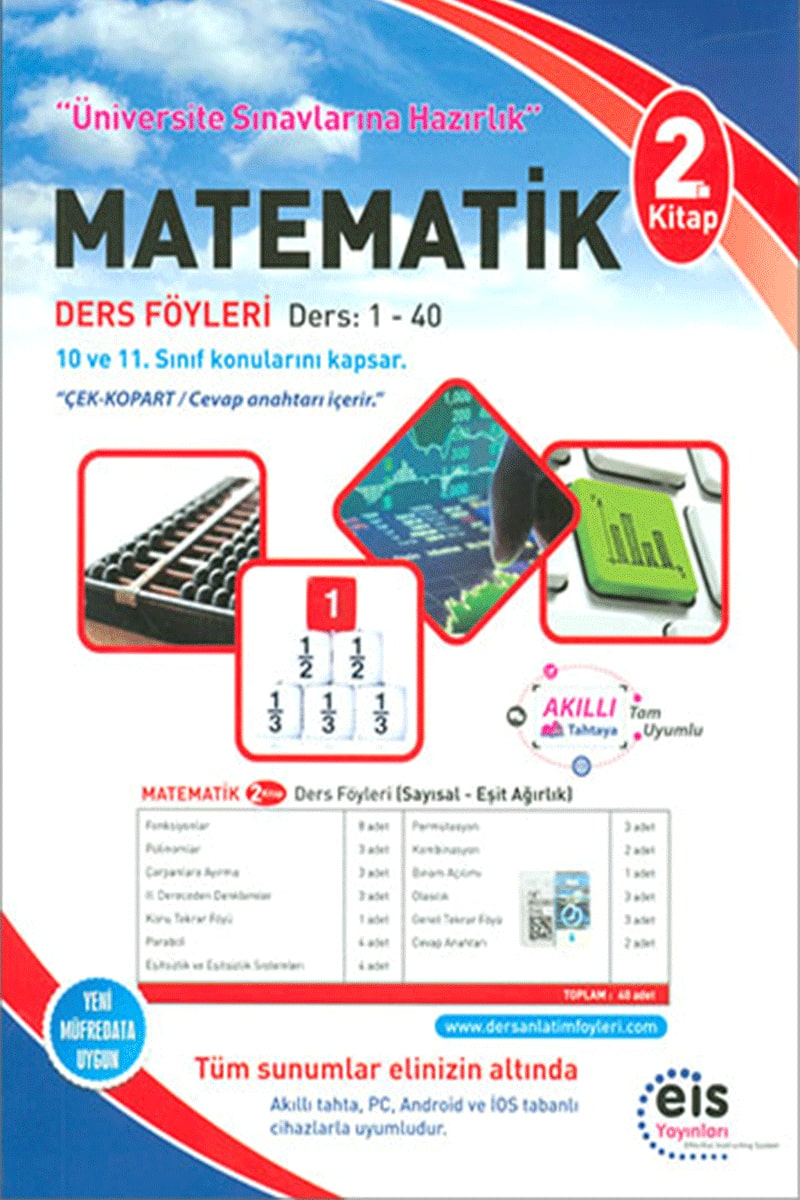 Eis Daf Matematik 2.Kitap
