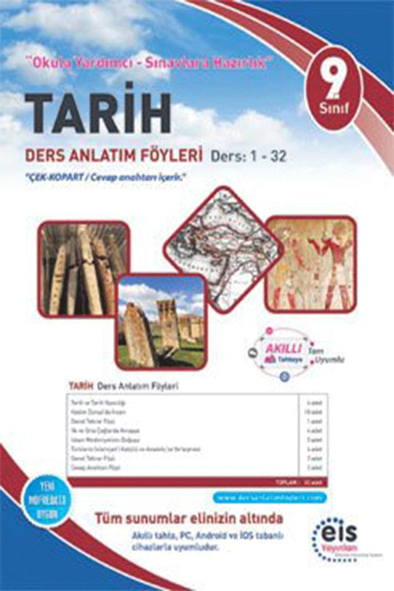 Eis 9. Sınıf Tarih DAF Ders Anlatım Föyleri 1-32