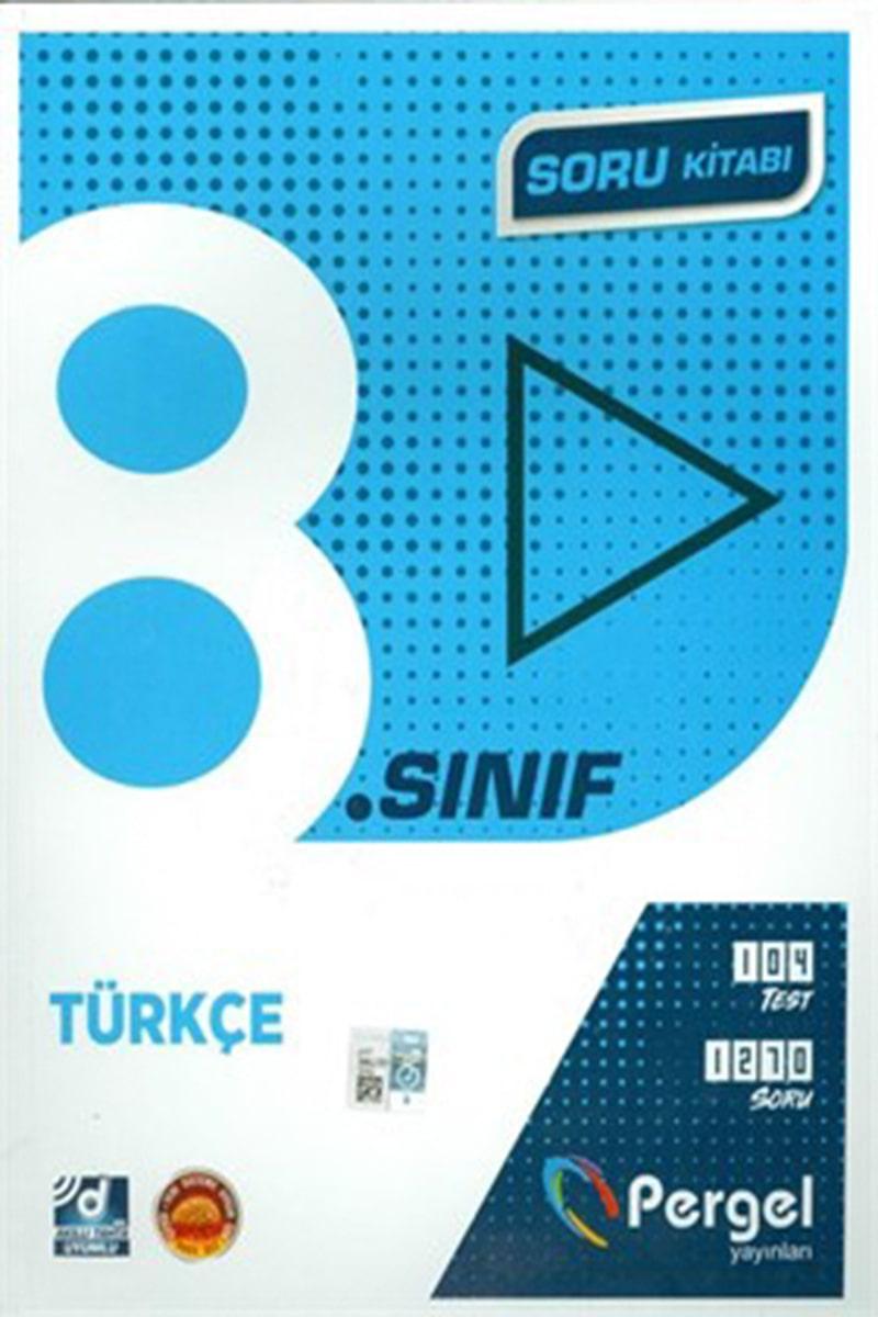 Pergel 8. Sınıf Türkçe Soru Kitabı