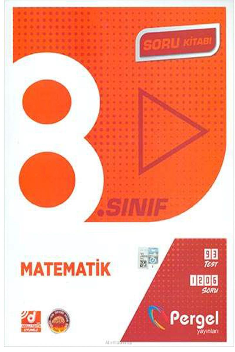 Pergel Yayınları 8. Sınıf Matematik Soru Kitabı