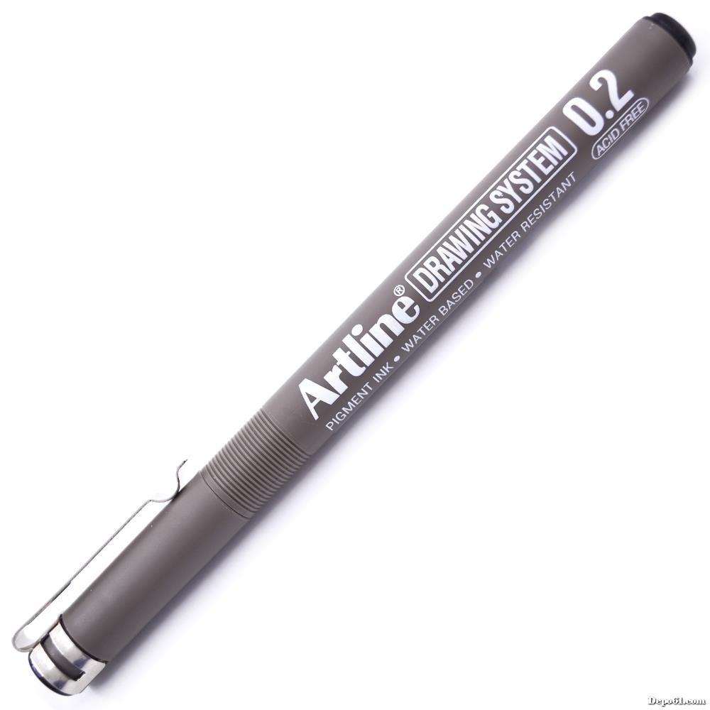 Artline 232 Teknik Çizim Kalemi 0.2mm