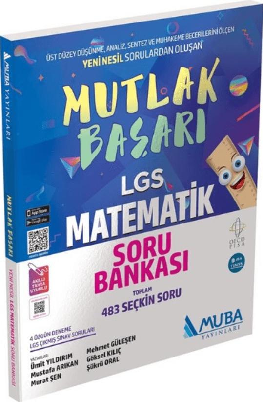 Muba Mutlak Başarı Lgs Matematik Soru Bankası