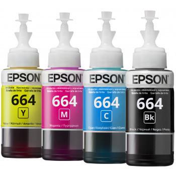 Epson T6642 Mavi Mürekkep