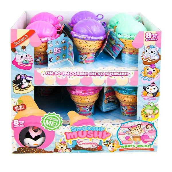 GIOCHI SMOOSHY MUSHY SUPRIZ