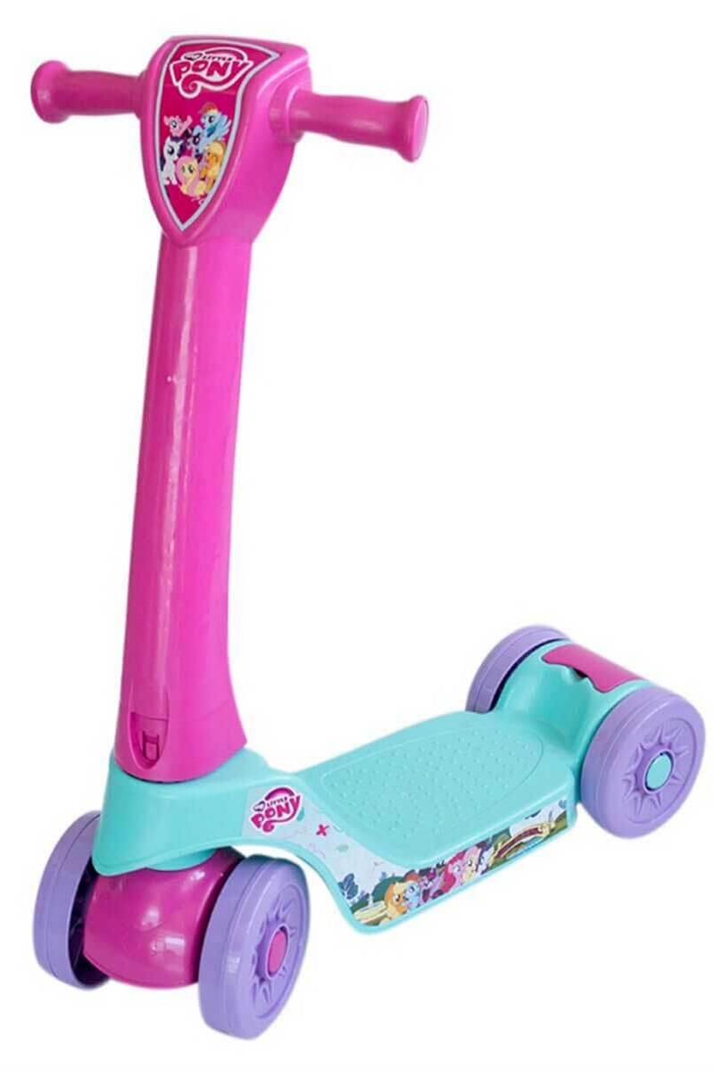 My Little Pony 4 Teker Scooter