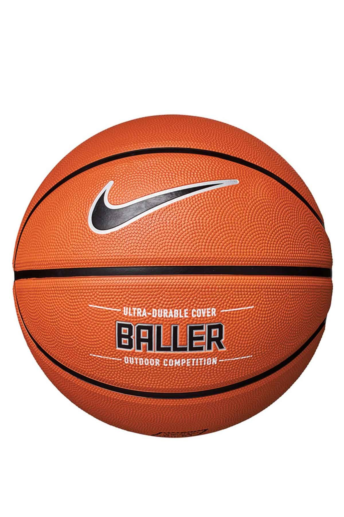 Nike Baller 8P 07 Baksetbol Topu