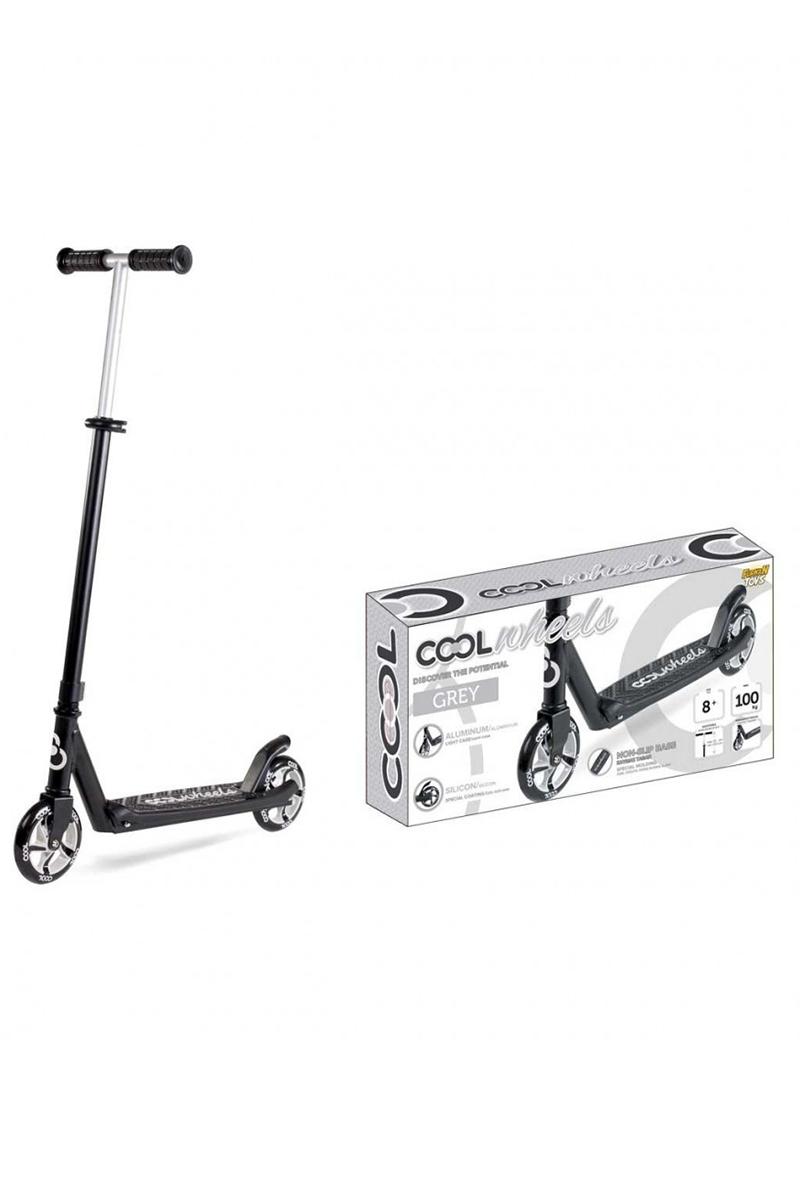 Cool Wheels 8 + Katlanır Scooter Gri