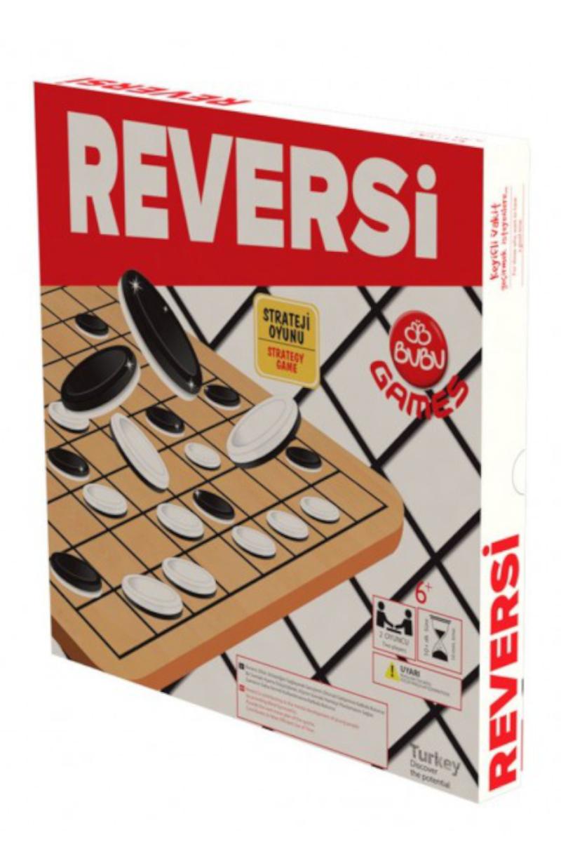 BU-BU Reversi Oyunu